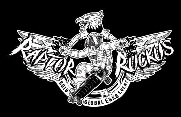 <pre>Word lid van Fatdaddy and Enertion voor de Raptor Ruckus EU Tour